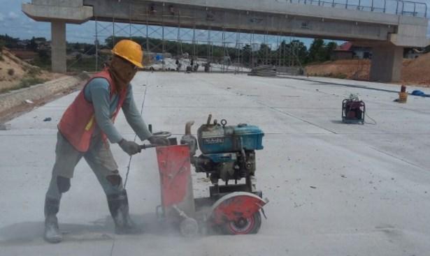 Alat Pemotong Beton - Concrete Cutter - Mesin Potong Beton