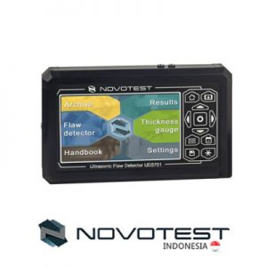 Alat Pendeteksi Keretakan Ultrasonik NOVOTEST UD3701