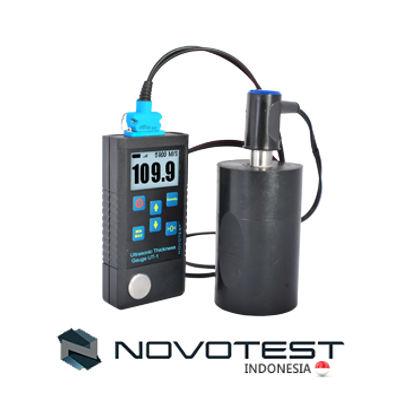 Alat Pengukur Ketebalan Ultrasonik NOVOTEST UT-1