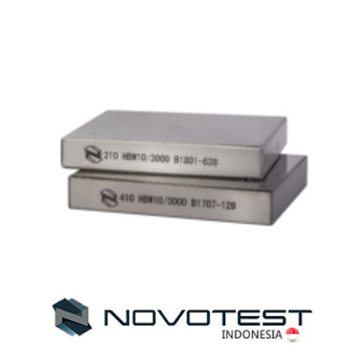 Brinell Test Blocks NOVOTEST HB