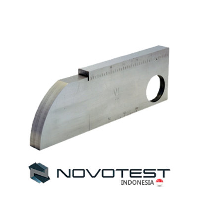 Calibration Blocks NOVOTEST V2