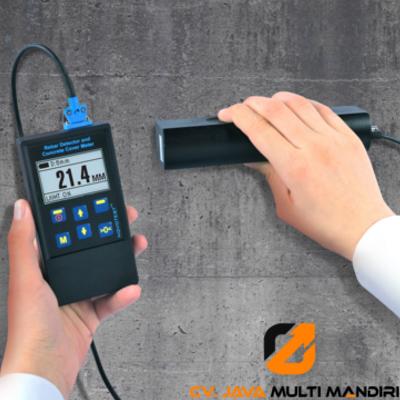 Concrete Cover Meter NOVOTEST Rebar Detector-1