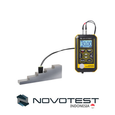 Alat Ukur Ketebalan Ultrasonik NOVOTEST UT-1M-IP