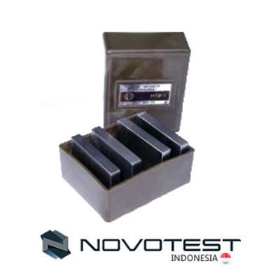Vickers Test Blocks NOVOTEST HV