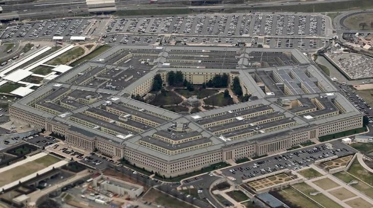 gedung pentagon